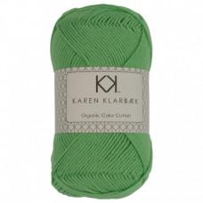 Karen Klarbæk - Økologisk bomuldsgarn 8/4 - Lime Green