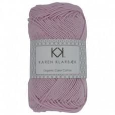 Karen Klarbæk - Økologisk bomuldsgarn 8/4 - Light Lilac