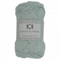 Karen Klarbæk - Økologisk bomuldsgarn 8/4 - Light Mint