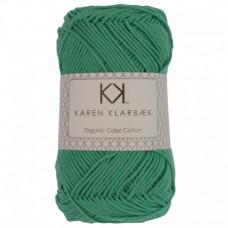 Karen Klarbæk - Økologisk bomuldsgarn 8/4 - Dark Mint