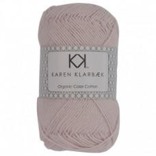 Karen Klarbæk - Økologisk bomuldsgarn 8/4 - Pastel Rose