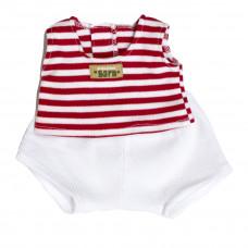 Rubens barn - Kids dukketøj - Summer Outfit