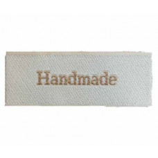 Sy mærke - Label - Handmade