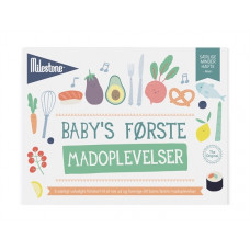 Milestone - The Original - Baby's første madoplevelser - Dansk version