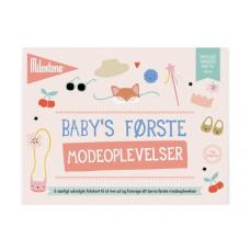 Milestone - The Original - Baby's første modeoplevelser - Dansk version