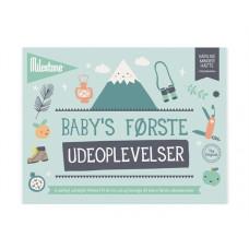 Milestone - The Original - Baby's første udeoplevelser - Dansk version