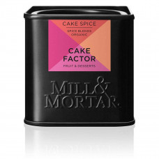 Mill & Mortar - Økologisk - Cake Stuff - Cake Factor