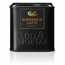 Mill & Mortar - Økologisk latte - Gurkemeje