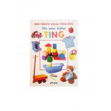 Forlaget Bolden - Min første kigge-pege-bog -  Alle mine dejlige ting
