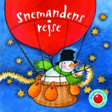 Forlaget Bolden - Snip snap snude minibøger - Kalendergave - Snemandens rejse