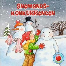 Forlaget Bolden - Snip snap snude minibøger - Kalendergave - Snemands-Konkurrencen