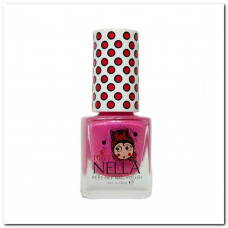 Miss Nella - Neglelak - Peel off - Tickle Me Pink