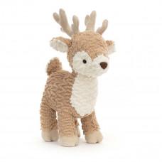Jellycat - Julebamse - Rensdyr 36 cm - Mitzi Reindeer