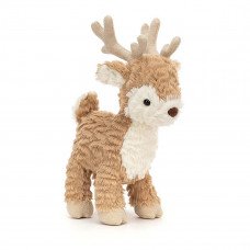 Jellycat - Julebamse - Rensdyr 25 cm - Mitzi Reindeer