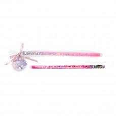 Moulin Roty - Tryllestav Med Stjerneglimmer - Pink