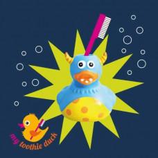 My toothie duck - Tandbørsteholder til børn - Monster and