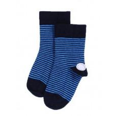Smallstuff - Ankel sokker - Størrelse 25-28 - Navy/Blue