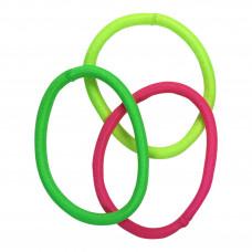 Hair Accessory - Hårelastik - Neon farver