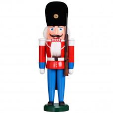 Julepynt - Nøddeknækker - Soldat Garder 39 cm - Rød