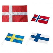 Nordahl Andersen - Stutflag