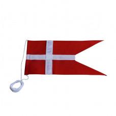 Nordahl Andersen - Dannebrog Splitflag