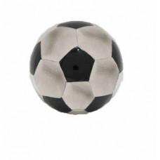 Nordahl Andersen - Fortinnet Sparebøsse - Fodbold Med Sort Emalje