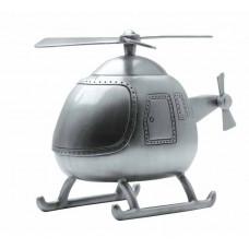 Nordahl Andersen - Fortinnet Sparebøsse - Helikopter