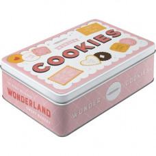Nostalgic Art - Metal dåse - Wonder Cookies