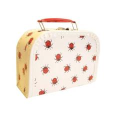 Kuffert - Mariehøne - XL
