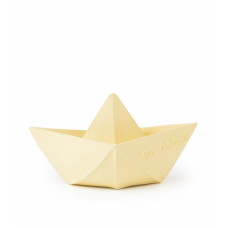 Oli & Carol - Badelegetøj - Origami Båd - Vanilla