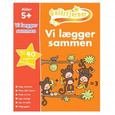 Karrusel Forlag - Guldstjerne - Vi lægger sammen