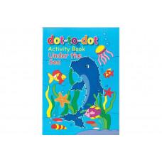 Malebog - Prik til Prik - Delfin