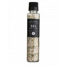 Lie Gourmet - Havsalt med basilikum, hvidløg og persille