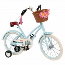 Our Generation - Dukketilbehør -  Cykel m/støttehjul