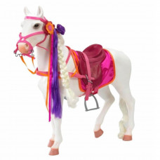 Our Generation - Dukketilbehør - Lipizzaner hest