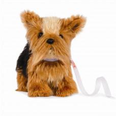 Our Generation - Dukketilbehør - Yorkshire Terrier hvalp m. bevægelige ben