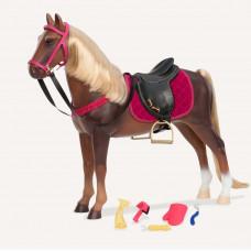 Our Generation - Dukketilbehør - Persisk hest
