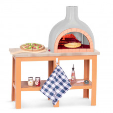 Our Generation - Dukketilbehør - Pizzaovn