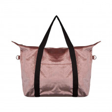 Sofie Schnoor - Travel Bag - Weekend taske - Velvet Croko - Rose