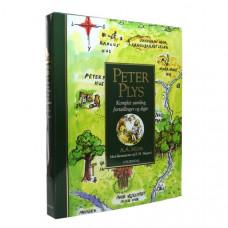 Peter Plys - Personlig børnebog - Komplet Samling af Fortællinger og Digte - Af A.A. Milne