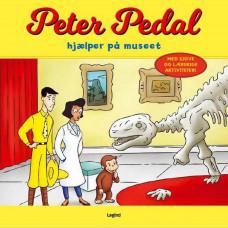 Forlaget Legind - Peter Pedal hjælper på museet