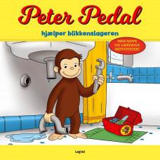 Forlaget legind - Peter Pedal hjælper blikkenslageren