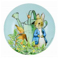 Petit Jour - Melamin tallerken - Peter kanin