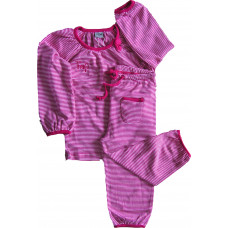 Smallstuff - Pyjamas - Pink - Str. 86