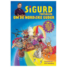 Politikkens Børnebøger - Børnebog og MP3 - Sigurd fortæller om de Nordiske Guder