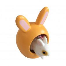 Pop Cutie - Halskæde - Kanin i kaninhus - Limited Edition