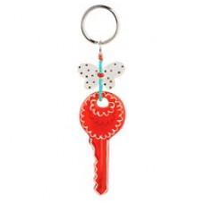 Lalo - Nøglering - Rød Nøgle