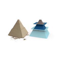 Quut - Pira - Sandlegetøj - 3 i en sandslot byggesæt