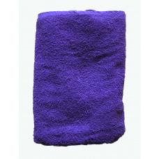 Håndklæde luksus kvalitet Mørkelilla