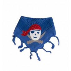 Bandana - Partisan tørklæde - Pirat